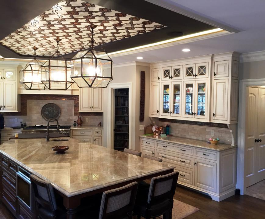 Kitchen Design New Construction - Boston